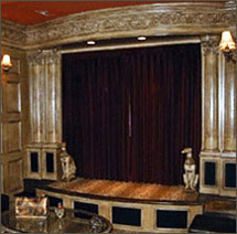 motorized-media-room-drapes